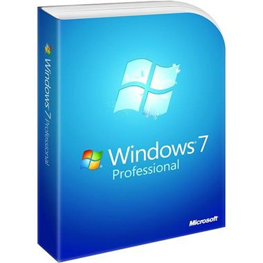 Windows 7 Professional SP1 64BIT/32BIT Full-Version - Instant Download